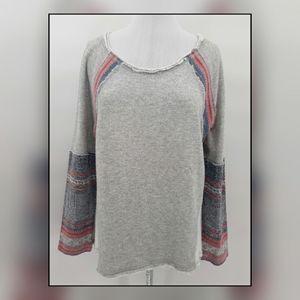 Free People- Tunic Sweatshirt